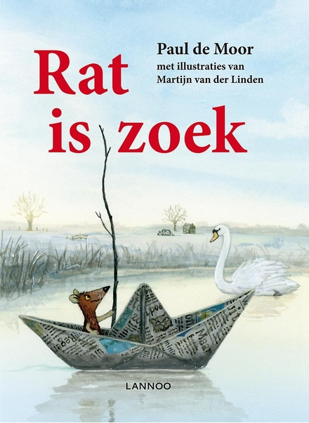 Rat is zoek
