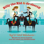 Billy the Kid & de sheriff