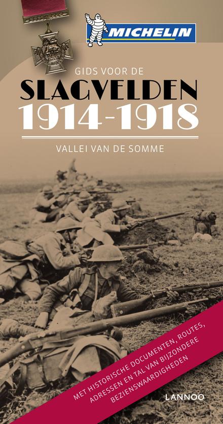 Gids voor de slagvelden 1914-1918 : vallei van de Somme