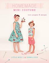 Homemade mini couture voor jongens & meisjes