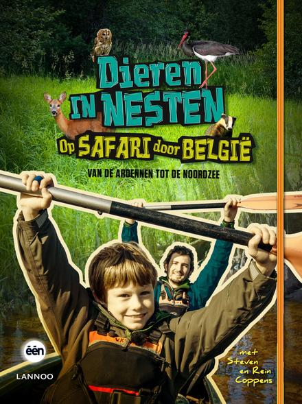 Dieren in nesten : op safari door België