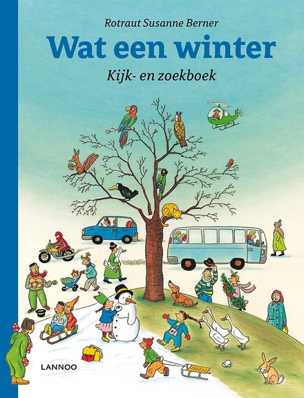 Wat een winter : kijk- en zoekboek
