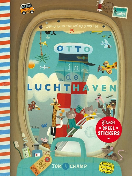 Otto in de luchthaven