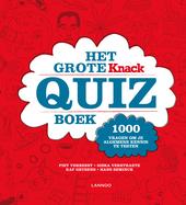 Het grote Knack quizboek : 1000 vragen om je algemene kennis te testen