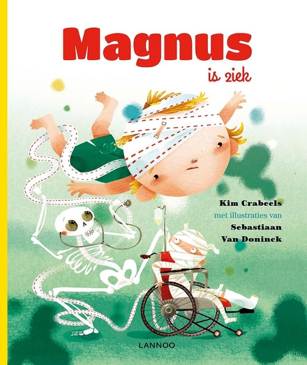 Magnus is ziek