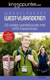 Wandelpocket West-Vlaanderen : 10 unieke wandelroutes met toffe tussenstops