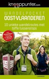 Wandelpocket Oost-Vlaanderen : 10 unieke wandelroutes met toffe tussenstops