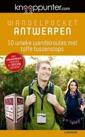 Wandelpocket Antwerpen : 10 unieke wandelroutes met toffe tussenstops