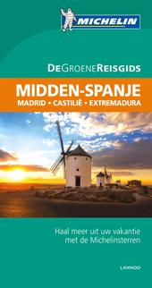 Midden-Spanje : Madrid, Castilië, Extremadura
