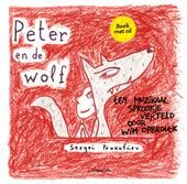 Peter en de wolf : een muzikaal sprookje verteld door Wim Opbrouck