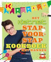 Het Ketnet stap-voor-stap kookboek met Hannes