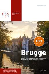 Brugge : stadsgids 2016 : musea, bezienswaardigheden, wandelingen, restaurants, cafés, logies, excursies