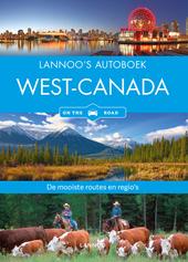Lannoo's autoboek West-Canada : Alberta, British Columbia