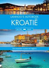 Lannoo's autoboek Kroatië : de mooiste routes en regio's