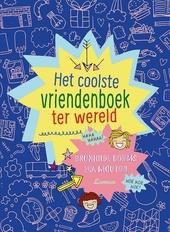 Het coolste vriendenboek ter wereld