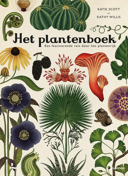 Het plantenboek : een fascinerende reis door het plantenrijk