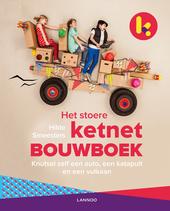Het stoere Ketnet bouwboek : knutsel zelf een auto, een katapult en een vulkaan