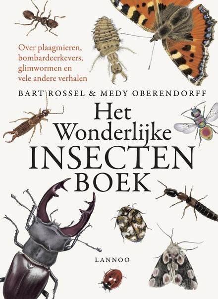Het wonderlijke insectenboek : over plaagmieren, bombardeerkevers, glimwormen en eindeloos veel meer