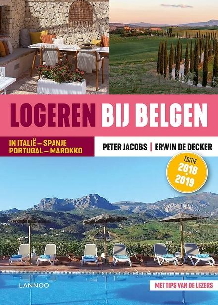 Logeren bij Belgen in Italië, Spanje, Portugal, Marokko