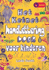 Het Ketnet handlettering boek voor kinderen