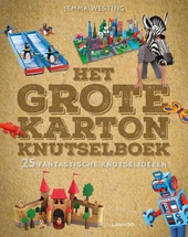 Het grote karton knutselboek : 25 fantastische knutselideeën