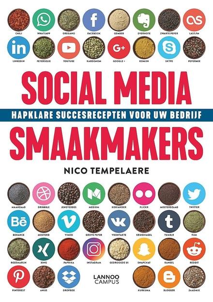 Social media smaakmakers : hapklare succesrecepten voor uw bedrijf