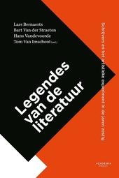Legendes van de literatuur : schrijvers en het artistieke experiment in de jaren zestig