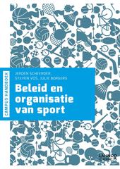 Beleid en organisatie van sport