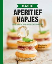 Basic aperitiefhapjes