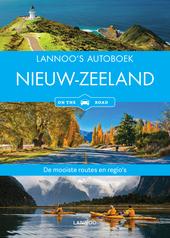 Lannoo's autoboek Nieuw-Zeeland : de mooiste routes en regio's
