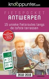 Fietspocket Antwerpen : 15 unieke fietsroutes langs de tofste terrassen