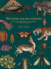 Het boek van de evolutie : over zeeschorpioenen, dinosauriërs en sabeltandtijgers