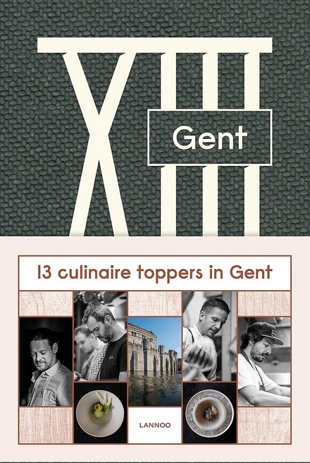 XIII Gent : culinaire toppers