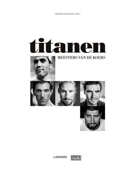 Titanen : meesters van de koers