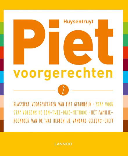 Piet. 2, Voorgerechten