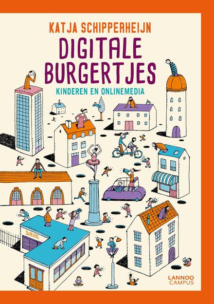 Digitale burgertjes : kinderen en onlinemedia