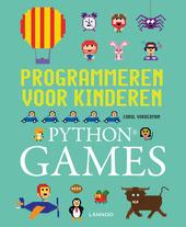 Python games : programmeren voor kinderen