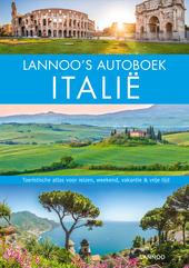 Lannoo's autoboek Italië : toeristische atlas voor reizen, weekend, vakantie & vrije tijd