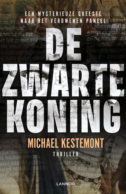 De zwarte koning : thriller
