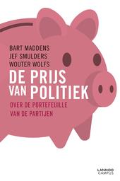 De prijs van politiek : over de portefeuille van de partijen