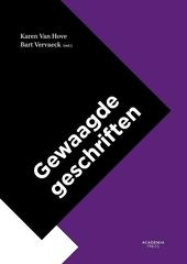 Gewaagde geschriften : interacties tussen pornografie en literatuur in Vlaanderen en Nederland