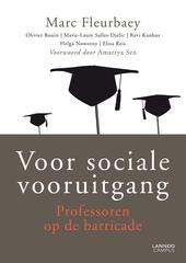 Voor sociale vooruitgang : professoren op de barricade
