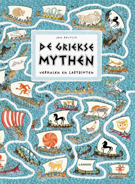 De Griekse mythen : verhalen en labyrinten
