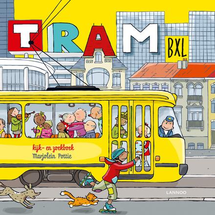 Tram Bxl : kijk- en zoekboek