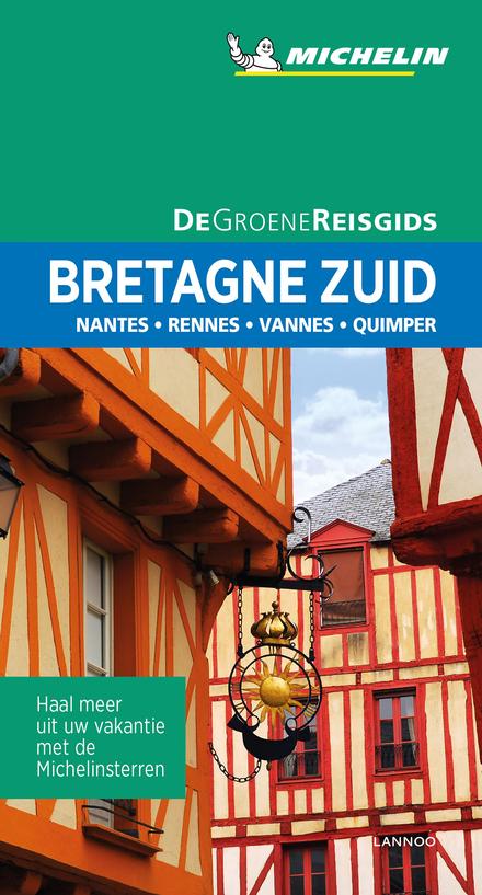 Bretagne Zuid : Nantes, Rennes, Vannes, Quimper