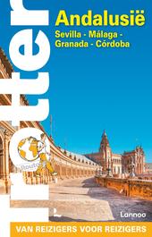 Andalusië : Sevilla, Málaga, Granada, Córdoba