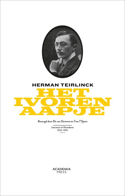 Herman Teirlinck : het ivoren aapje