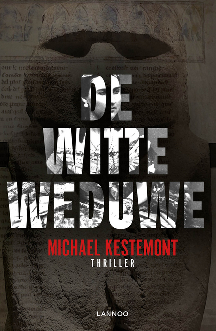 De witte weduwe : spannende roman