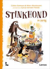 Stinkhond is jarig