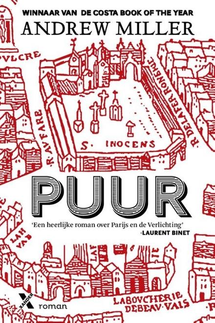 Puur - Boek sublieme Parijsreis naar 1785